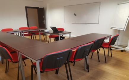 CP Formation - salles de formation